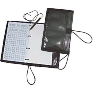 Notebook DeLuxe / Cordura omslag