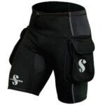 Scubapro: Hybrid  shorts 1mm / Heren