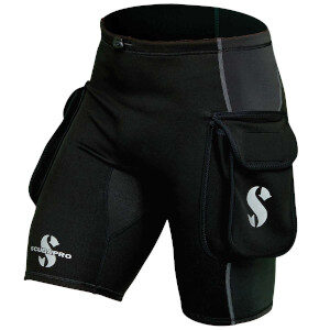 Scubapro: Hybrid  shorts 1mm / Heren
