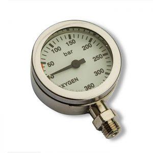 DTD: SPG 52 300 bar Oxygen