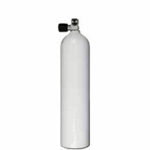 Mono cilinder aluminium /  7 liter