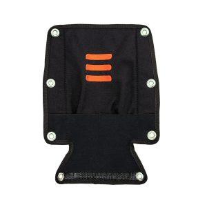 Tecline: Backplate soft pad buoy pocket