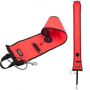 Tecline: Buoy 18-122 cm / Semi-closed