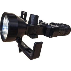 Halcyon: Focus 2.6 hand lamp