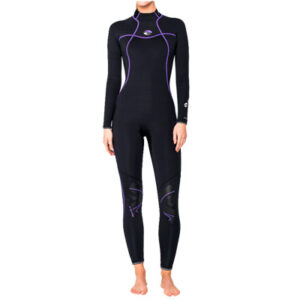 Bäre: Nixie S-Flex Full  wetsuit 3/2 mm / Dames
