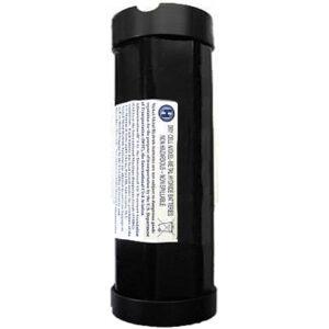 Halcyon: NiMH accu / 13.5 amp