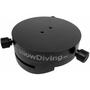 Yellow Diving: Video DPV mount