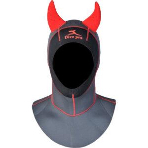 DivePro: Special Hood / Devil Horns