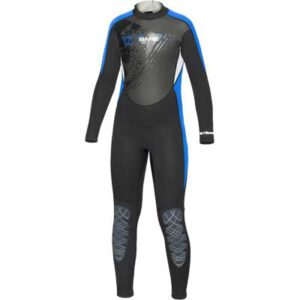 Bäre: Manta Full wetsuit 3/2 mm / Kids