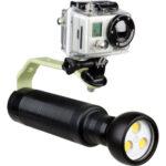 Green Force: Squid LED 1850 handlamp