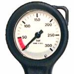 Dive Technics: Manometer compact / 300 bar