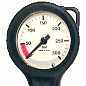 Dive Technics: Manometer compact / 300 bar