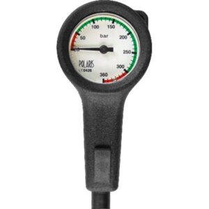 Polaris: SPG 52 mm Manometer met behuizing