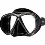 Problue: Masker Tiara 2 / Zwart