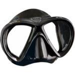 Mares: Masker X-VU Black