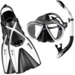 Mares: Snorkeluitrusting X-One Marea