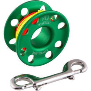 Apeks: Spool Kit 30 m Groen