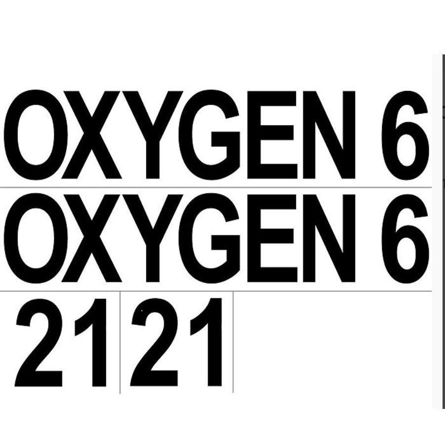 DTD OXYGEN + 6 + 21