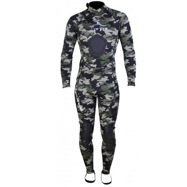 F1 wetsuit full camo