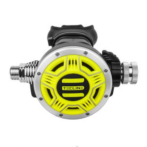 Tecline: II-nd stage TEC1 OCTO yellow