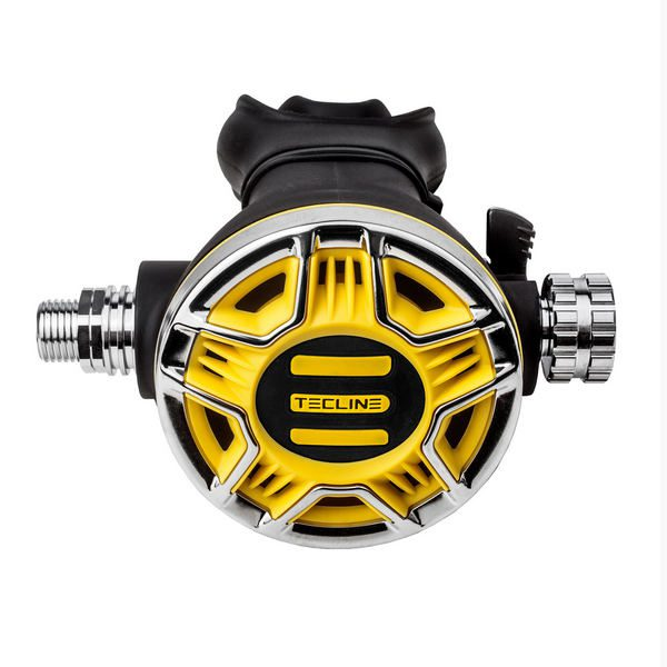 II-nd stage TEC2 OCTO yellow