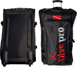 DivePro: Manta Trolley Bag