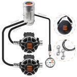 Tecline: R2 TEC2 SemiTec I set with SPG, DIN