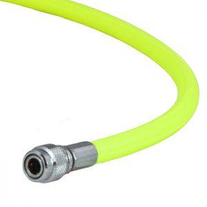 Tecline: Miflex XTR inflatorslang geel