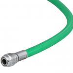 Tecline: Miflex XTR inflatorslang groen