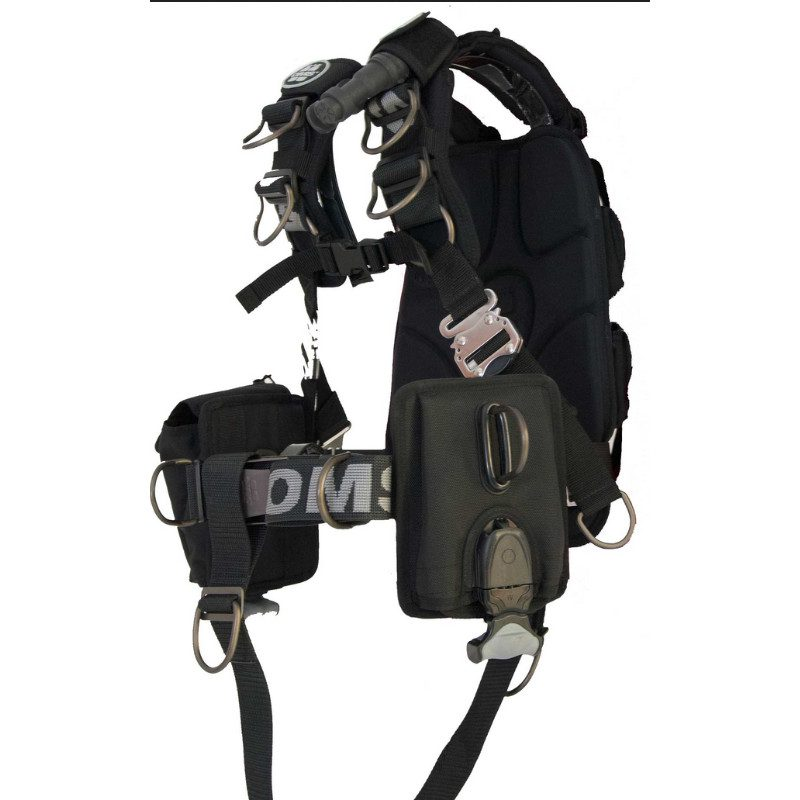 OMS comfort harness III 32 lbs signature 04