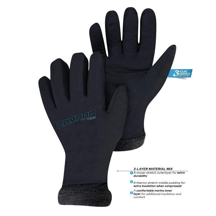 camaro merino gloves 2