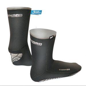 Camaro: Titanium 2.5 Thermo Socks