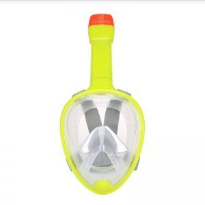Aqualung: Atlantis Full face Snorkel Masker Op=Op
