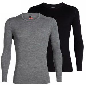 Icebreaker: Merino Bodyfit 260 Heren Tech Shirt