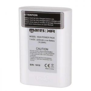 Mares: Standaard Ahv battery