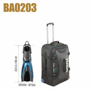 Tusa: Medium Roller Bag