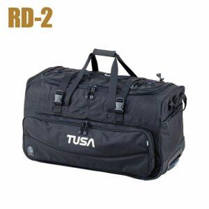 Tusa: Roller Duffel Bag