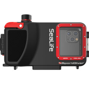 Sealife: SportDiver underwater housing for Iphone SL400