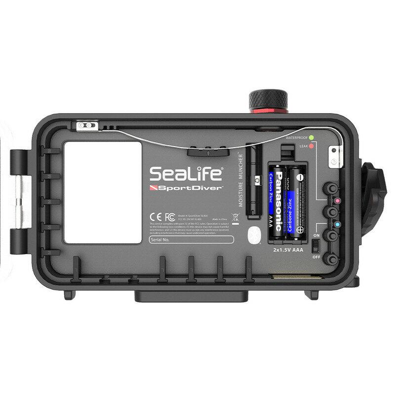 Sealife SportDiver Underwater Housing voor Iphone SL400-06