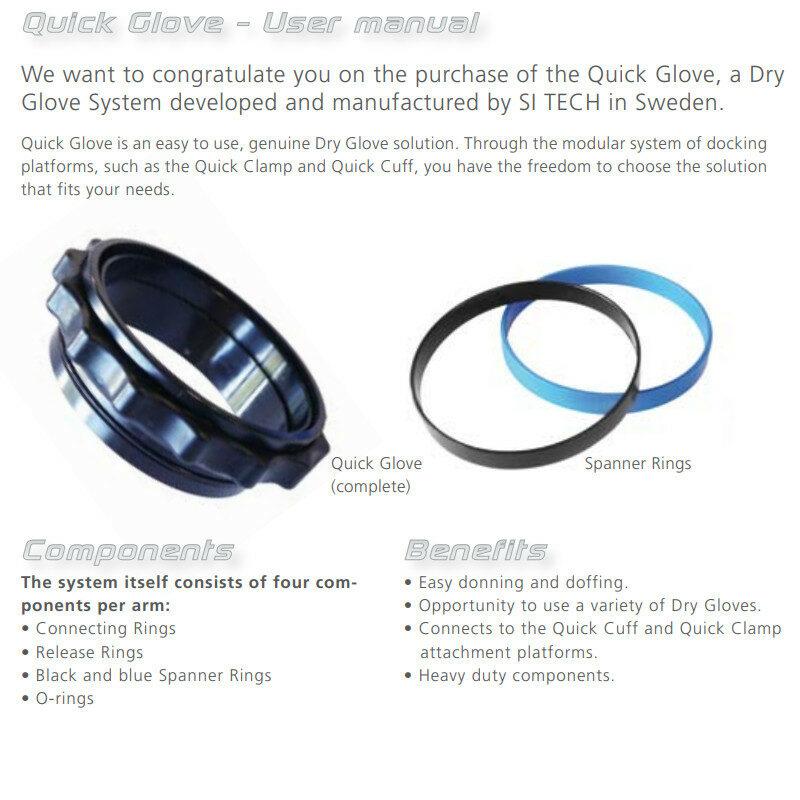 Sitech QuickGlove 02