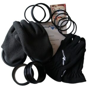 Checkup Dive Systems: Ring set with gloves PRO + Thinsh-Pro