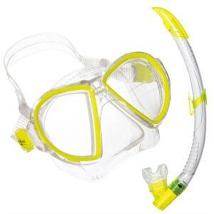 Aqua Lung: Snorkelset Duetto LX + Airflex Purge LX