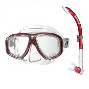 ProBlue: Mask set Ornata mask + Tiara II snorkel