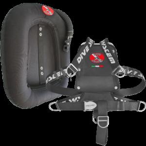 DiveSystem: 3K Mod + Donut for Double Tank